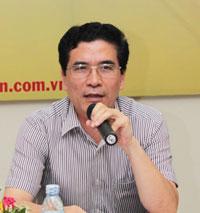 Ông Trần Nguyên Năm - Phó Vụ trưởng Vụ Thị trường trong nước (Bộ Công thương)