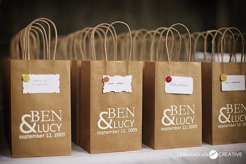 Túi giấy và ứng dụng của túi giấy
