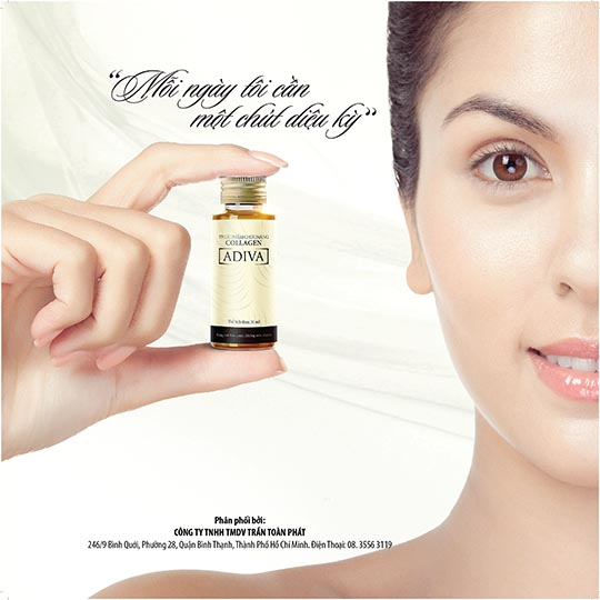 Collagen ADIVA - Brand POSM