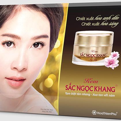 Sac Ngoc Khang - Brand POSM