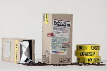 Bộ sưu tập các thiết kế bao bì cà phê độc đáo