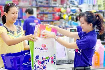 Co.opmart là thương hiệu Việt được tìm kiếm nhiều nhất trong năm 2013