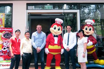 Foodpanda tiếp tục hợp tác với thương hiệu quốc tế lớn - Jollibee
