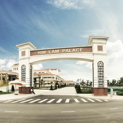 Him Lam Palace  - Brand identity