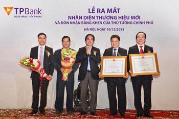 """Không còn """"FPT"""" ở nhận diện thương hiệu TPBank"""