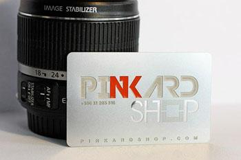 Những mẫu business card cutout đẹp mắt