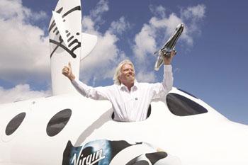 Richard Branson và tương lai của thương hiệu Virgin
