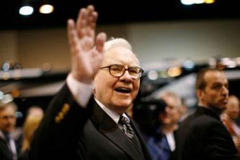 Warren Buffett và bước ngoặt tiếp thị