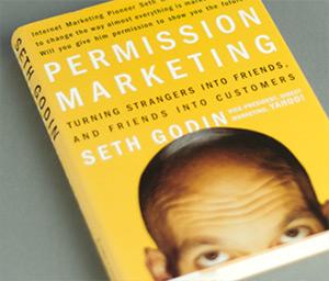 Bậc thầy marketing Seth Godin: Đừng tiếp thị khi khách hàng chưa cho phép