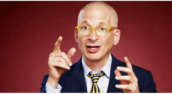 Seth Godin được mệnh danh là bậc thầy Internet marketing