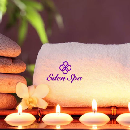 Eden Spa - Brand guidelines