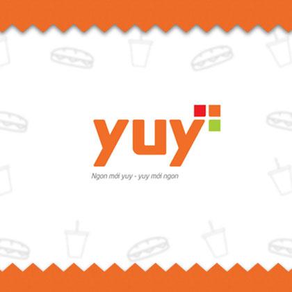 YUY - Brand Identity