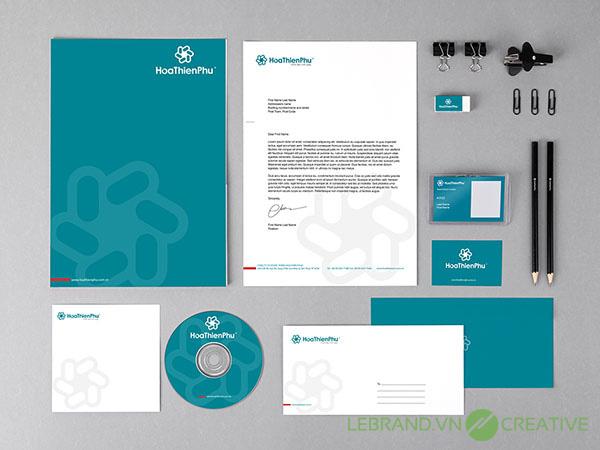 Thiết kế thương hiệu hay hệ thống nhận diện thương hiệu là công cụ để quảng bá Thương hiệu