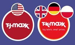 Hệ thống bán lẽ T.J.Maxx được thành lập tại Mỹ bởi Bernard Cannarata và được đổi tên để tránh nhầm lẫn với chuỗi cung ứng TJ Hughes đã tồn tại trước đó khi hệ thống này xâm nhập thì trường Châu Âu.