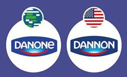 """Được thành lập tại Tây Ban Nha và đặt theo tên của con trai nhà sáng lập Isaac Carasso, thương hiệu Danone đã đổi tên tại Mỹ để nghe giống tiếng Mỹ hơn khi nhiều người phát âm nhầm thành """"Dan One""""."""