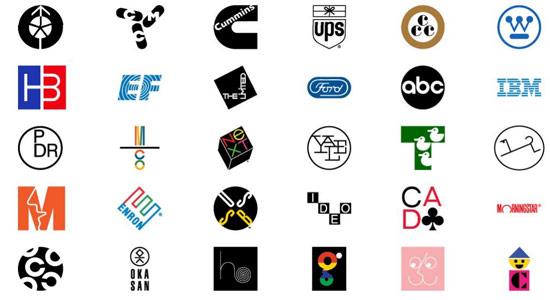 Những nhà thiết kế đồ họa vĩ đại như Paul Rand, Milton Glaser và Alan Fletcher đã cách mạng hóa những yếu tố nghệ thuật trong thiết kế logo