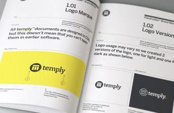 Cách xây dựng bảng hướng dẫn phong cách trình bày cho thương hiệu