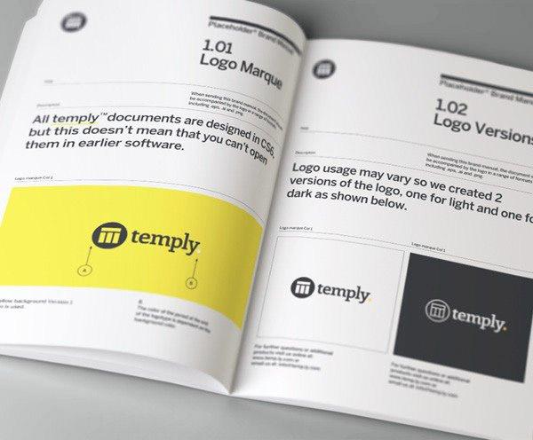 Logo cực kì quan trọng với thương hiệu của bạn, và bạn sẽ muốn nó hiện hữu đồng bộ trong suốt công việc.