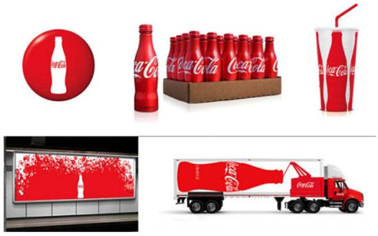 Coke tìm đến hãng thiết kế Attik với yêu cầu thiết kế một hệ thống nhận diện thương hiệu toàn cầu với yếu tố quan trọng nhất: đơn giản.