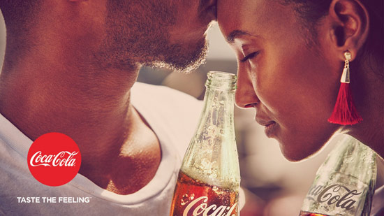 """""""Taste the feeling"""" – Chiến dịch quảng cáo mới nhất của Coca-Cola"""