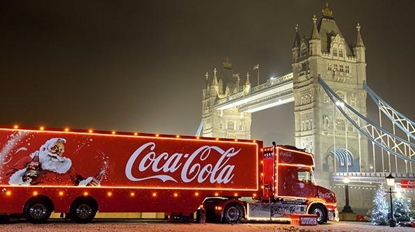 Coca-Cola là nhãn hiệu nước ngọt được đăng ký năm 1983 tại Mỹ và chiếm 3,1% tổng sản lượng nước uống trên toàn thế giới