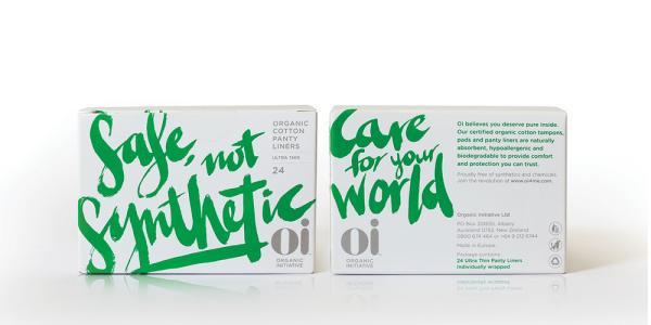 Organic Initiative là một tổ chức có nhiệm vụ cung cấp những sản phẩm có lợi cho phụ nữ và tốt cho thế giới