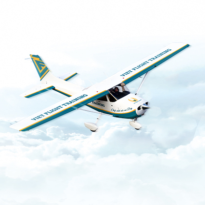 Rebrand - Viet Flight Tranining