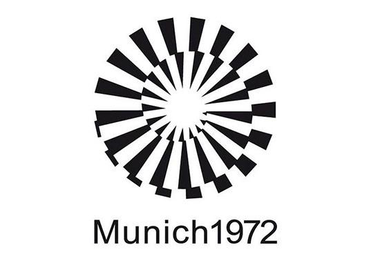 Biểu tượng cho Munich 1972 mang trong mình dấu ấn của phong cách trừu tượng