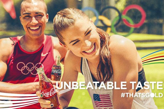 Coca-Cola, nhà tài trợ lâu đời nhất của Olympic, đã tích lũy được rất nhiều bài học về việc làm thế nào để các mục quảng cáo của mình trở nên nổi bật. Và những bài học đó đã mang lại hiệu quả ở Rio 2016.