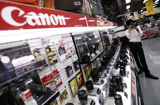 Ban đầu, đại gia điện tử Nhật Bản được đặt theo tên Quan âm – Kwanon. Đến năm 1935, họ đổi thành Canon để phù hợp với khách hàng quốc tế.