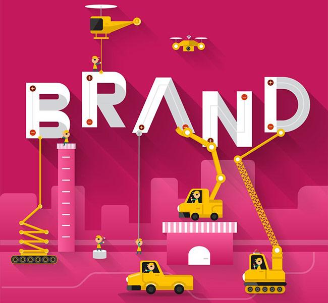 bắt đầu sáng tạo cách thức hiện diện cho thương hiệu, hầu hết những chuyên gia thương hiệu sẽ giúp bạn định hình tư duy, vì sao thương hiệu nên có diện mạo như vậy