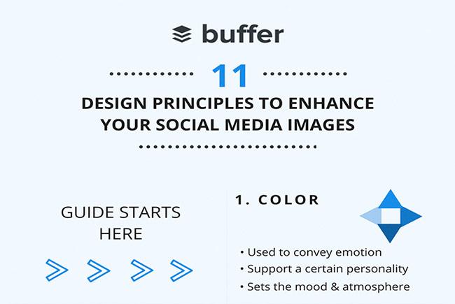 Những mẹo thiết kế cho Social media: 11 nguyên tắc và chiến thuật để tăng cường hình ảnh