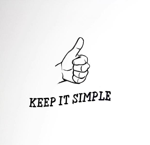 Hãy làm cho hình ảnh của bạn đơn giản và sử dụng khoảng không để làm tăng sự chú ý cho các yếu tố quan trọng. Tôi rất thích hình ảnh bên dưới của Cinch vì nó thật sự làm nổi bật khả năng của thiết kế đơn giản.