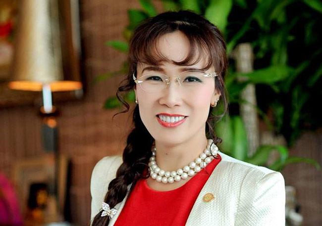 Bà Nguyễn Thị Phương Thảo là đại diện đầu tiên và duy nhất của Việt Nam trong danh sách nữ tỷ phú tự thân thế giới của Forbes. Ảnh: Forbes.