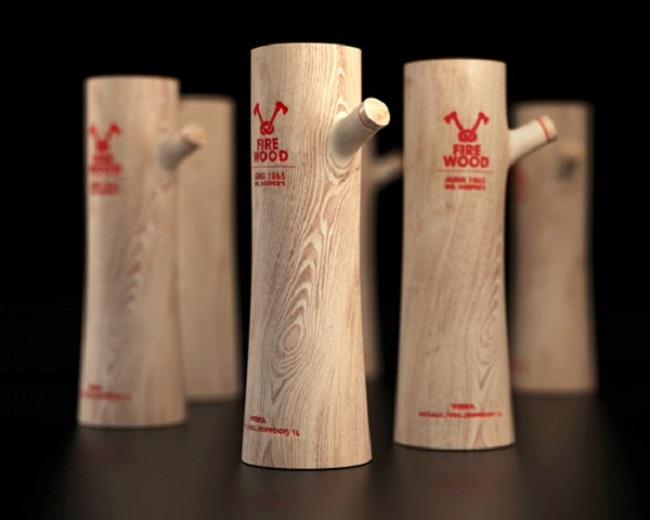 Minh họa giả khắc gỗ - Xu hướng thiết kế bao bì nhiều hứa hẹn