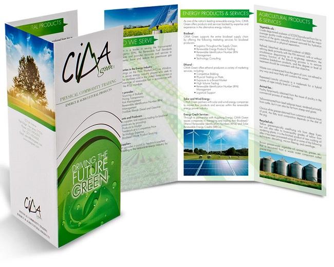 10 bí quyết đáng giá cho thiết kế brochure (Phần 1)