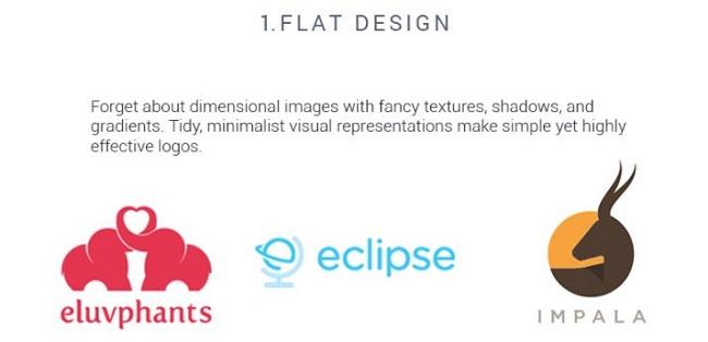 12 xu hướng thiết kế logo năm 2017 (Phần 1)