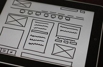 Dùng vertical grid để tạo sự đồng nhất cho các loại thiết kế khác nhau