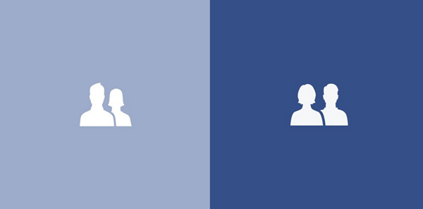 Những biến hóa của biểu tượng kết bạn Facebook