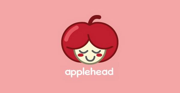 10 Logo hình quả táo ấn tượng