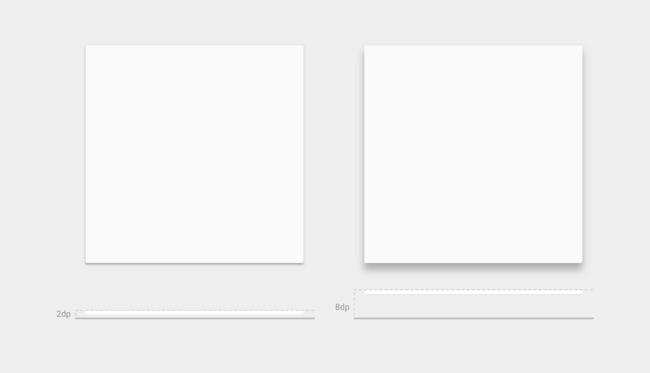 Nguyên tắc thiết kế: Hiệu ứng trắng