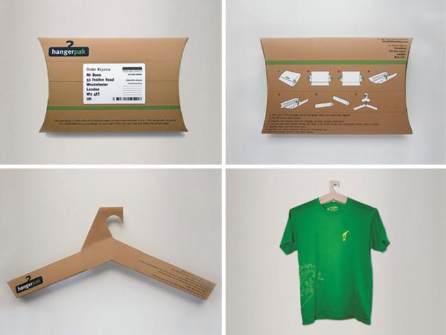 Những mẫu thiết kế bao bì có thể sử dụng được