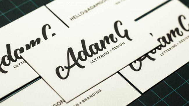 Những nhà thiết kế chữ tuyệt vời trên thế giới