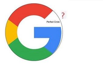 Logo của Google: Mâu thuẫn giữa hiệu ứng quang học và chỉ số thực tế trong thiết kế