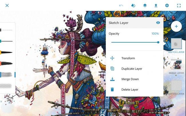 Những ứng dụng miễn phí trên iphone dành cho nhà thiết kế