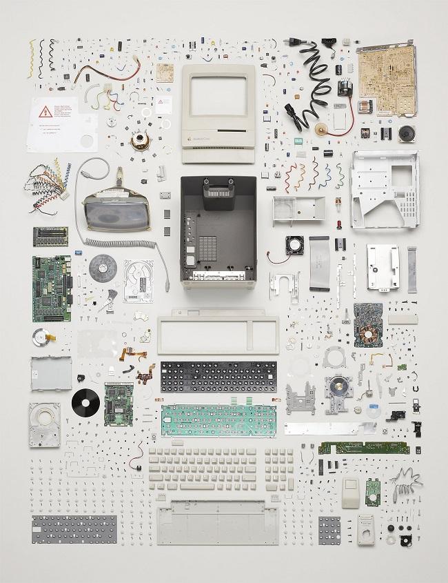 Cảm hứng thiết kế từ chuỗi hình ảnh vật dụng độc đáo