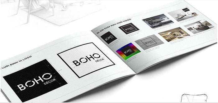 Đơn giản hoá trong thiết kế thương hiệu