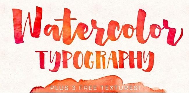 Những phong cách thiết kế Typhography sẽ lên ngôi trong năm 2018