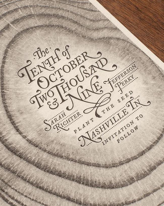 Tăng cảm hứng thiết kế với những mẫu typography độc đáo