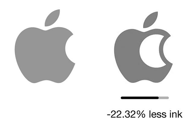 Khi logo của thương hiệu lớn thân thiện với môi trường hơn